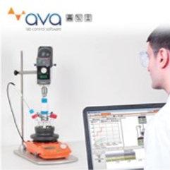 反應實驗控制軟體AVA