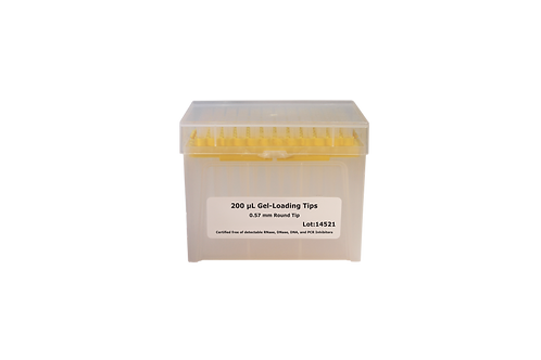 200 μL Loading Tip (0.57mm /盒裝)