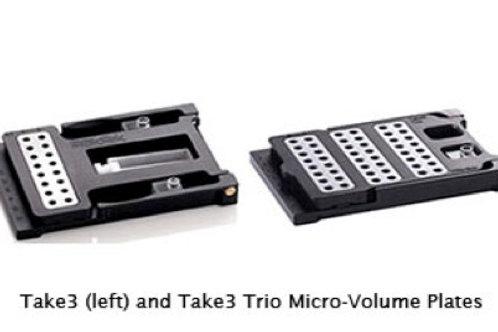Take3超微量定量偵測盤