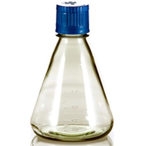 500mL 震盪培養瓶 (錐形/平底)
