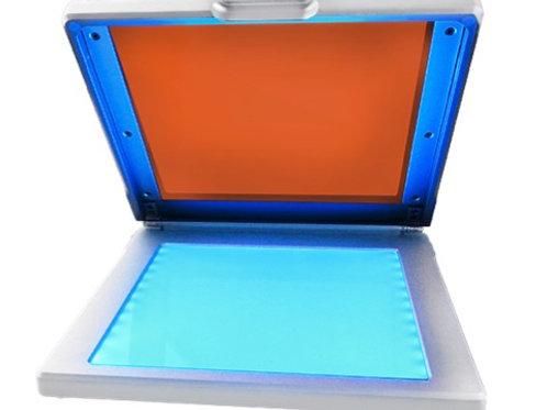 紫外光燈箱(小, 21 x 21)