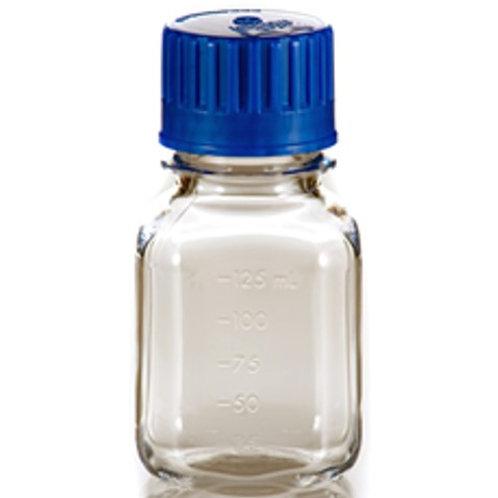 125 mL 方形 PC 血清瓶