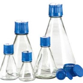 震盪培養瓶 (錐形/平底) 125mL-3000mL