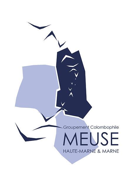 logo grpmnt colombophile Meuse_haute mar