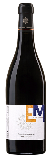 Edoardo Miroglio Pinot Noir Reserve 2011