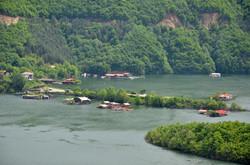 Rhodope Mountain Lake