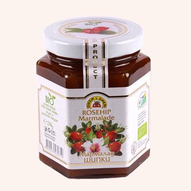 Organic Rosehip Jam