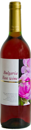 Rose Flower Wine