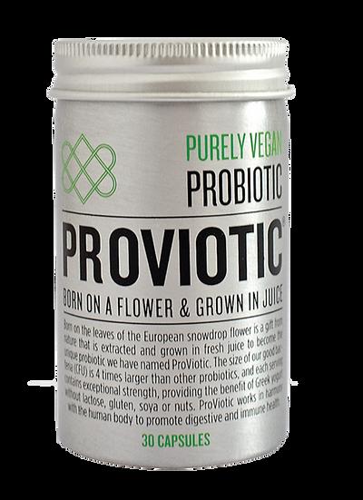 Vegan Probiotic 30 Capsules