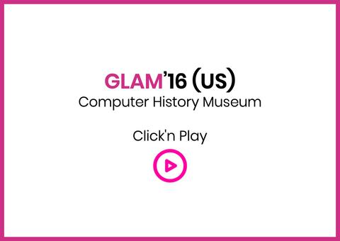 GLAM'16 (US)