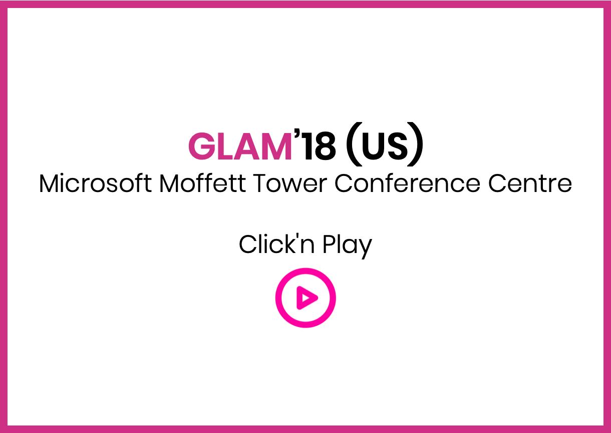 GLAM'18 (US)