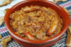 Ostraspedrin Restaurante Barcelona. Pescados y Carnes. Nuestra Carta
