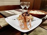 Ostras Pedrín Barcelona Restaurante. Carta de Pescado fresco del día.