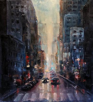CITY LIGHT BLUES