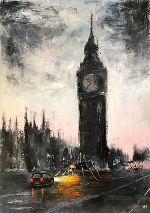 LONDON CALLING (NO MORE QUESTIONS)