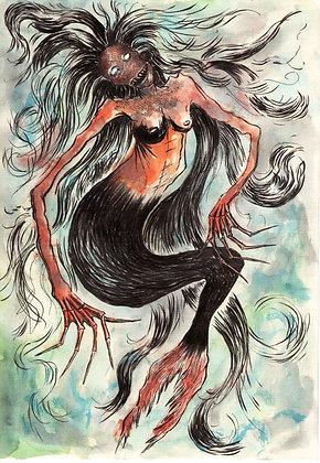 RUSALKA (Mermaid)