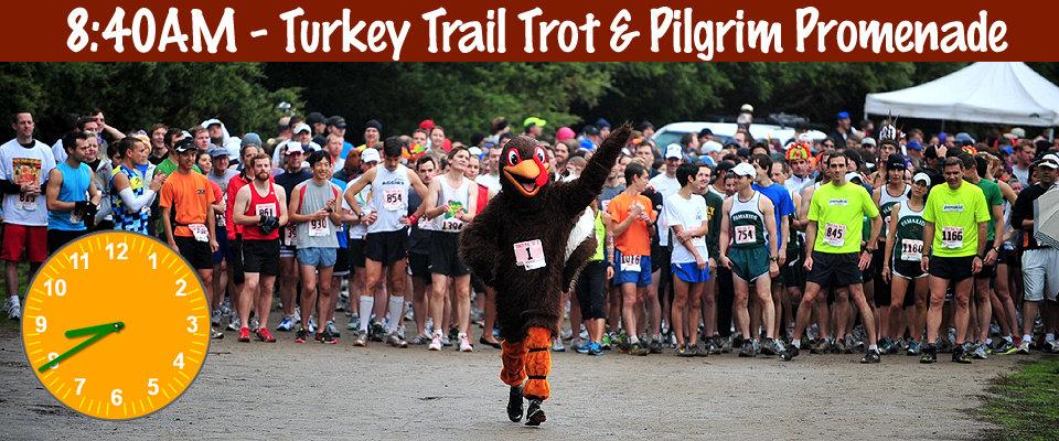 San Francisco Turkey Trail Trot