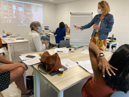 La médiation en forme à La Réunion