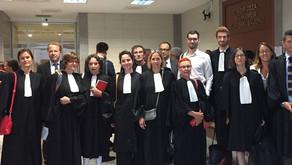 la solidarité de la robe: les avocats européens soutiennent les avocats turcs