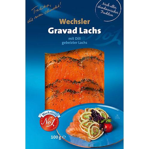 Gravad Lachs