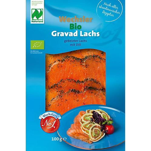 Bio Gravad Lachs