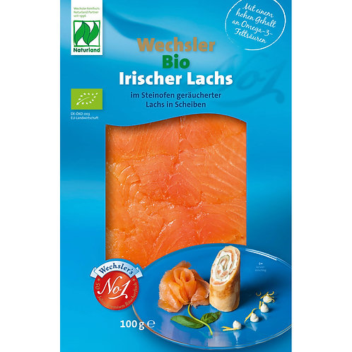 Bio Irischer Lachs