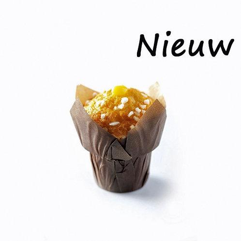 Muffin Vanille - Zitrone XS