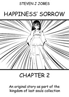 Kingdom of Lost Souls Story Happiness' Sorrow Chapter 2 by Steven J Jobes Cover page. Free to read.