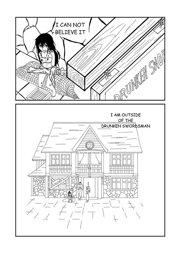 Happiness' Sorrow Chapter 2 pages