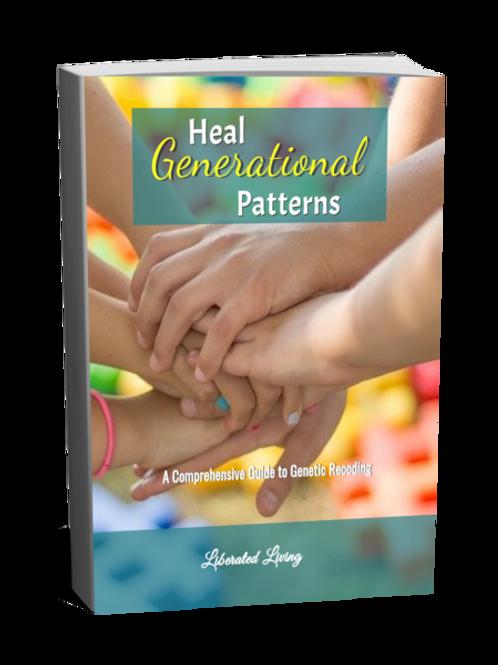 Heal Generational Patterns & Recode Subconscious Beliefs eBook