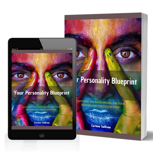 Your Personality Blueprint: Featuring the Rayid Model