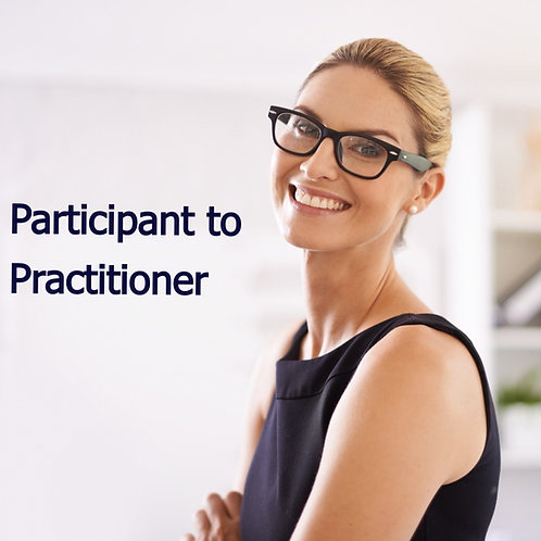 Participant-to-Practitioner Upgrade: Genetic Recoding Diploma eCourse