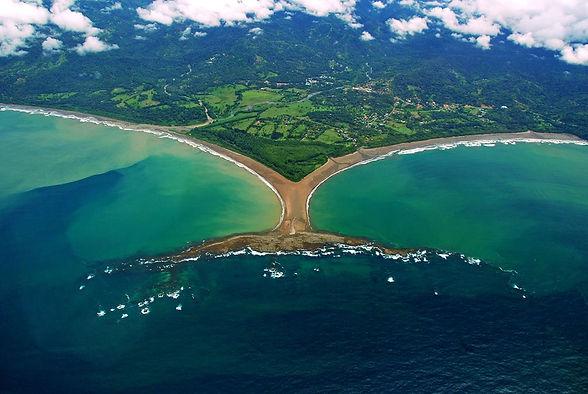 Uvita Bellena National Park Costa Rica Whale Tale.jpg