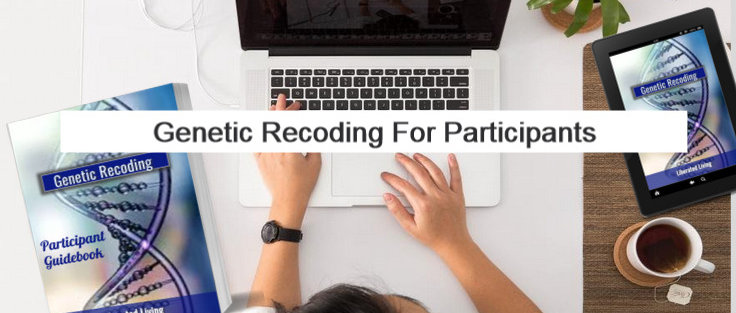 Participant Genetic Recoding eCourse with 7-Step PANACEA System, Level II