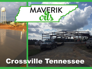 Maverik Oils Tennessee Update