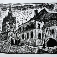 Clocktower #1Transylvania Romania