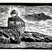 Cuckolds Lighthouse ME