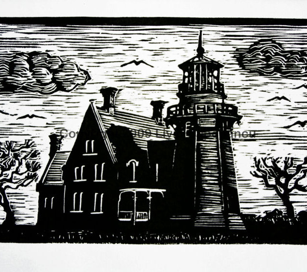 Block Island Lighthouse RI
