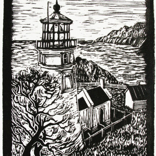 Heleta Lighthouse OR