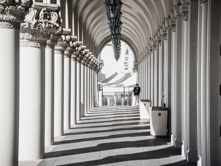 Empty Vegas: A photographic exploration