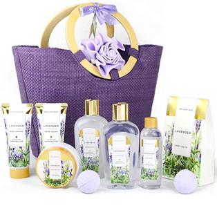 Home Spa Kit Gift basket