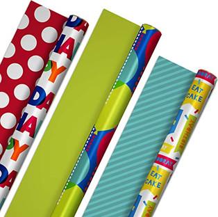 Paper Bundles for birthday gift