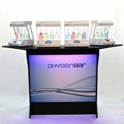 4 Oxygen Station Bar Set Up