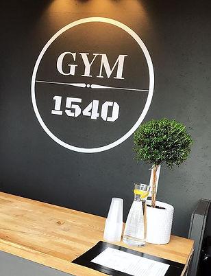 Hvorfor  velge  Gym  1540_😃👍🏼. _ NYTT