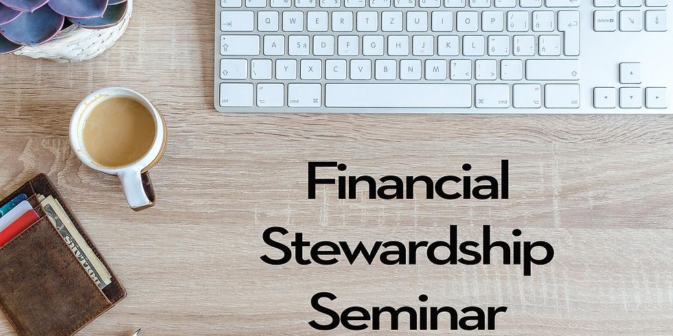 Financial Stewardship Seminar