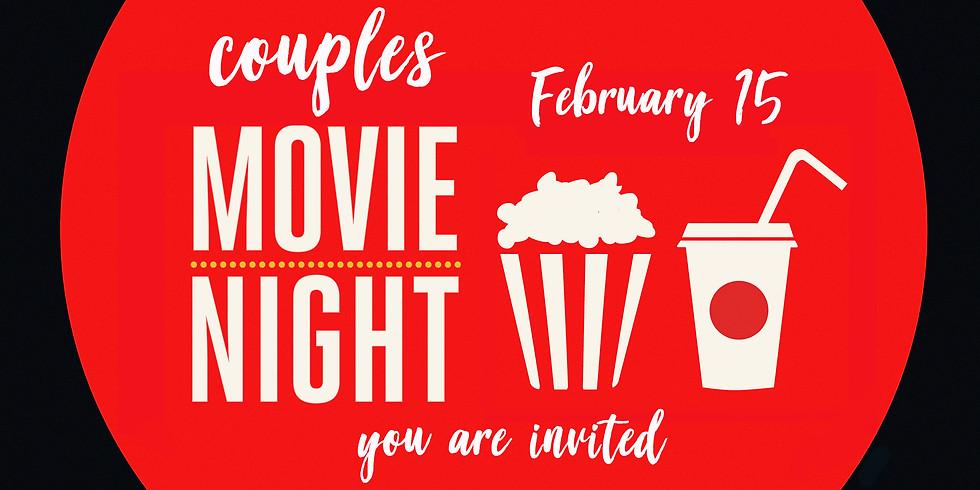 Couples Movie Night