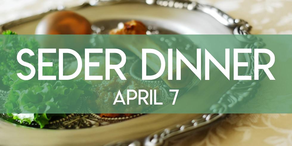 Seder Dinner