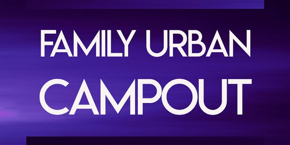 Urban Campout