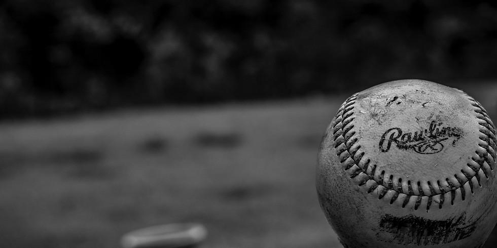 Old Fashioned Baseball Game
