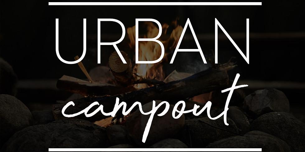 Urban Campout #1